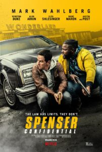 Spenser Confidential – On Netflix