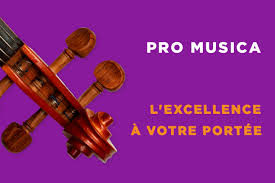 PRO MUSICA Cancellation and postponement of concerts