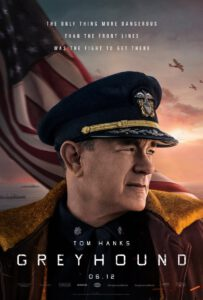 GREYHOUND – NEW TRAILER AND POSTER