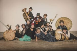 """Gypsy Kumbia Orchestra launches their new album """"VelkomBak""""at Club Soda on April 4"""