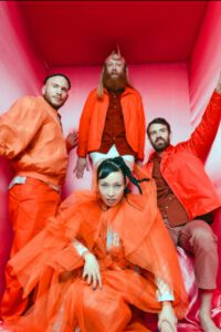 LITTLE DRAGON Feat. KALI UCHIS on New Single  | 'New Me, Same Us'
