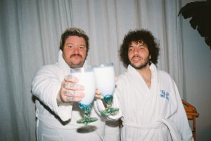 Matty Matheson and Benny Blanco Announce New Cooking Show Matty and Benny Eat Out America, First Episode Available