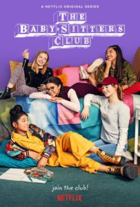 NETFLIX'S THE BABY-SITTERS CLUB // CASTING ANNOUNCEMENT & KEY ART DEBUT