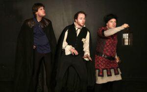 HAM, a lot: a lot like Hamlet but way more amusing, April 1-5 @MainLine Theatre