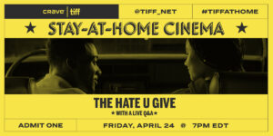 TIFF: Stay-at-Home Cinema