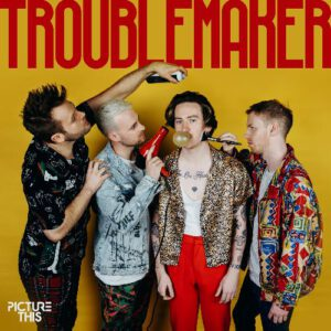 "PICTURE THIS UNLEASHES ""TROUBLEMAKER"""