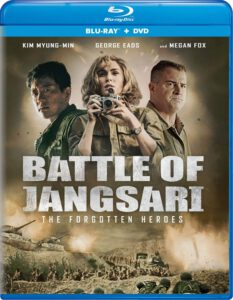 The Battle of Jangsari – Blu-ray/DVD Combo Edition