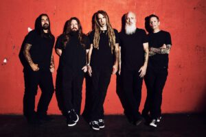 """LAMB OF GOD Debut """"New Colossal Hate"""" Track and Lyric Video"""