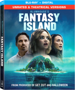 COLUMBIA PICTURES AND BLUMHOUSE PRESENT THE UNRATED EDITION OF FANTASY ISLAND