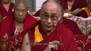 Dalai Lama – Scientist