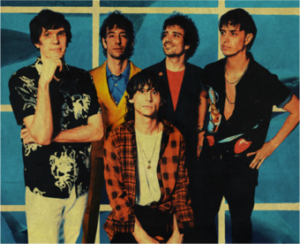 THE STROKES' THE NEW ABNORMAL OUT NOW