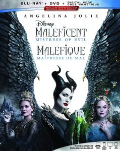 Meleficent: Mistress of Evil – Blu-ray/DVD Combo Edition