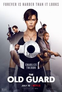 WATCH Charlize Theron & KiKi Layne in THE OLD GUARD Official Trailer