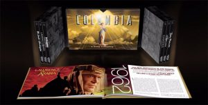 The Ultimate 4K Collection for the Ultimate Fan! COLUMBIA CLASSICS 4K ULTRA HD COLLECTION