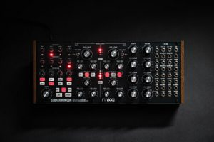 Moog Announce New Synth & premiere score by Suzanne Ciani -Tuesday May 12