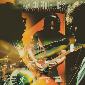 The Raconteurs team with Spotify for 'Live at Electric Lady' EP and documentary