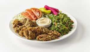 Boustan Expands its Plant-Based Menu with the Vegan Kebab (Plate & Pita) as of August 3rd!