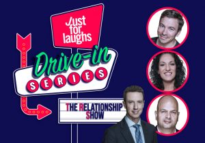 JUST FOR LAUGHS: DRIVE-IN SERIES