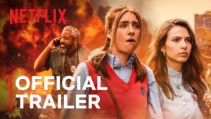Trailer Debut | TEENAGE BOUNTY HUNTERS