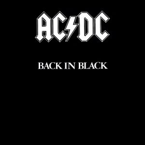 """Back in Black 40th Anniversary: A Virtual Celebration"" Livestream To Celebrate The 40th Anniversary Of AC/DC's Landmark Album 'Back in Black'"