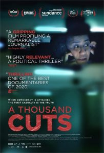 """Chronicling the Current War on Press Freedom in the Philippines, """"A THOUSAND CUTS"""""""