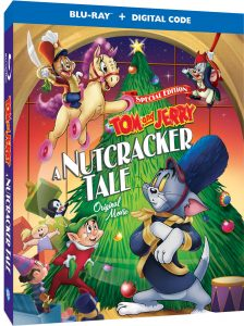 """Tom and Jerry: A Nutcracker Tale Special Edition"" Available on Blu-ray and DVD from Warner Bros. Home Entertainment"