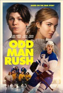 Trailer Launch   ODD MAN RUSH opening Sept. 1st