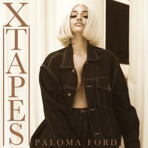 R&B SENSATION PALOMA FORD PREMIERES X TAPES—EMPOWERING NEW EP OUT
