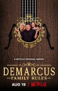 TRAILER DEBUT: DeMarcus Family Rules Premieres August 19 on Netflix