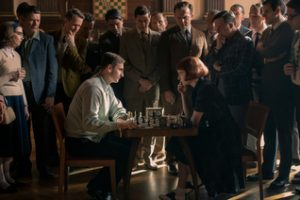 Netflix's THE QUEEN'S GAMBIT Premieres on October 23 – Teaser, First Look Images, Cast and Date Announced