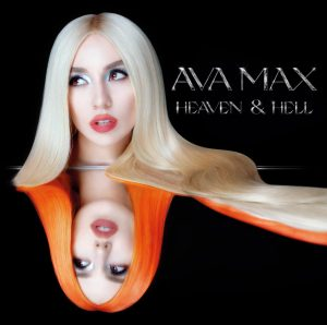 AVA MAX REVEALS RELEASE DATE FOR DEBUT ALBUM: HEAVEN & HELL