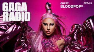 "Lady Gaga Launches ""GAGA RADIO"" On Apple Music"