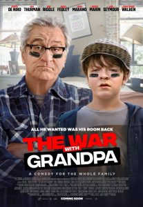 The War With Grandpa – New Trailer and Poster