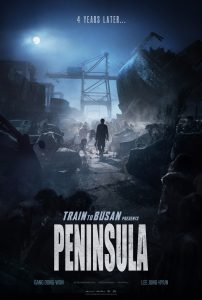 TRAIN TO BUSAN PRESENTS: PENINSULA opens in theatres