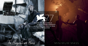 MINIMUM MASS and THE HANGMAN AT HOME – VR In the official competition of the 77th edition of the Venice Film Festival