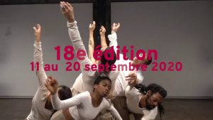 18th EDITION OF FESTIVAL QUARTIERS DANSES: Programming like no other! September 11-20, 2020