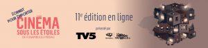 Cinema sous les étoiles Features Seniors at a CHSLD with the Film Le cinéma sous les étoiles