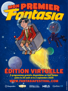 Mon Premier FANTASIA: Free Oriented Family Programs at Fantasia from August 20 to September 2