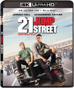 SONY PICTURES HOME ENTERTAINMENT New Releases – 21 JUMP STREET, 22 JUMP STREET