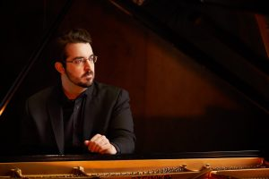 Additional concert for Charles Richard-Hamelin at Bourgie Hall