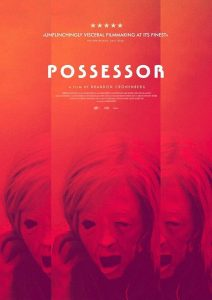 BRANDON Cronenberg's POSSESSOR in Cinemas from October 2
