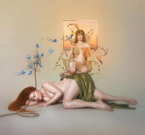 JULIA STONE REVEALS 'UNREAL' PROD BY ST. VINCENT