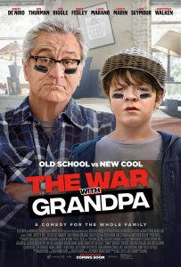 THE WAR WITH GRANDPA – New Clips