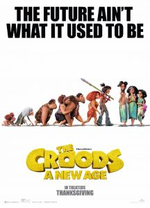 THE CROODS: A NEW AGE – Trailer
