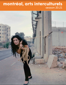 MAI Presents: LIVE IN PALESTINE, Opening Exhibition of Season 20-21