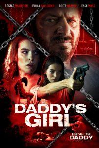 Award-winning horror film DADDY'S GIRL starring Costas Mandylor