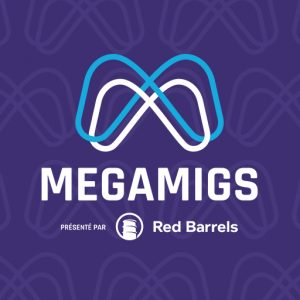 MEGAMIGS – September Schedule for Canada's Number One Video Game Event