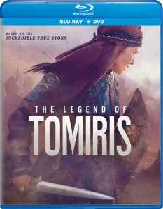 The Legend of Tomiris – Blu-ray/DVD Combo Edition