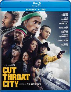 Cut Throat City – Blu-ray/DVD Combo Edition