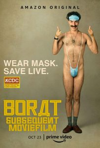 Borat Subsequent Moviefilm: New Trailer and Poster